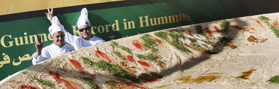 humus-world-record